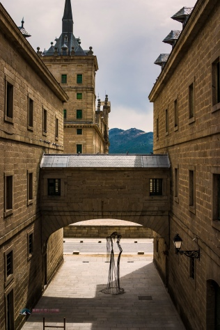 Image taken in San Lorenzo de El Escorial
