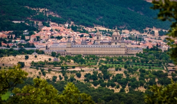Image taken in San Lorenzo de El Escorial, Madrid