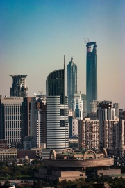 Views from Shanghai that are far from touristic paths.