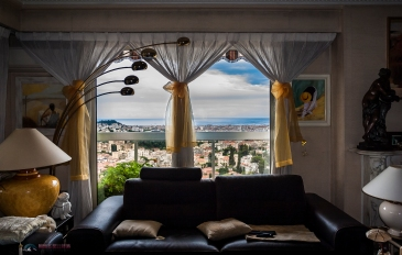 The views you can see in the Panoramas on this gallery are spectacular