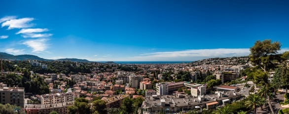 The view you can see in the Panoramas on this gallery are spectacular