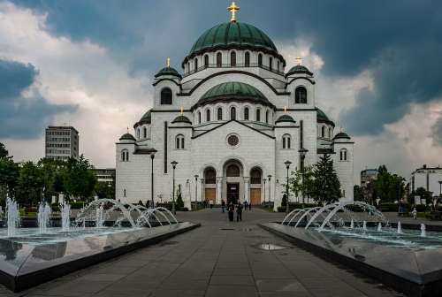 Church in Belgrade