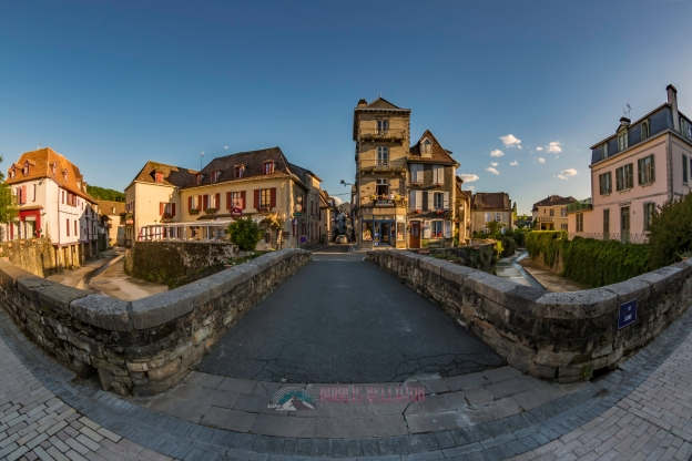 Sunset on Salies de Bearn__X3A0740-HDR - France