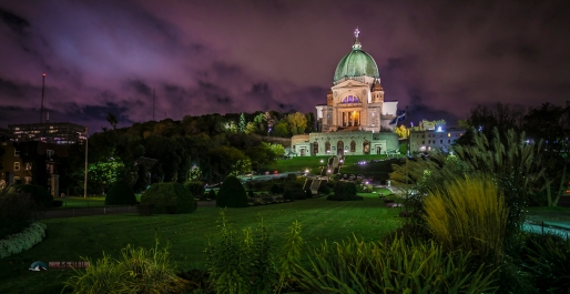 Image extracted from a Timelapse Sequence shot in Montreal, Québec.